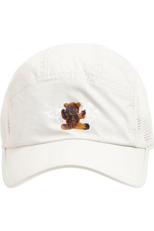 SUNDAY OFF CLUB Torn Saddy Bear Logo Cap