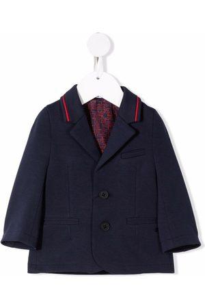 HUGO BOSS Blazers - Piped trim blazer