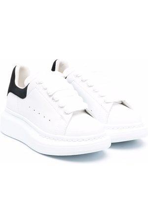 Alexander McQueen Jongens Sneakers - Oversized leather sneakers