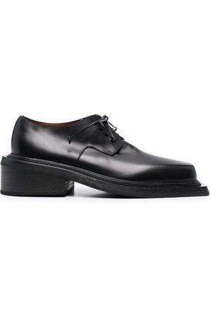 MARSÈLL Cassettino square-toe shoes