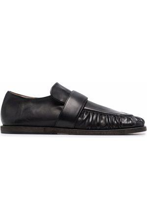 MARSÈLL Spatola square-toe loafers