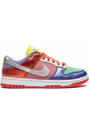 """Nike Dames Lage sneakers - Dunk Low sneakers """"Sunset Pulse"""""""