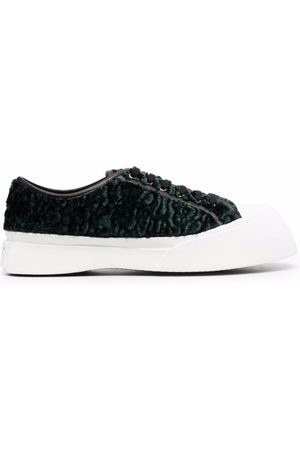 Marni Textured low-top sneakers