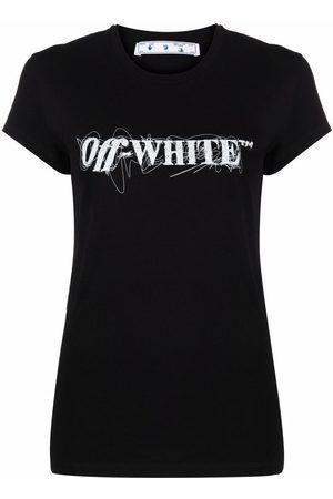 OFF-WHITE Logo-print T-shirt