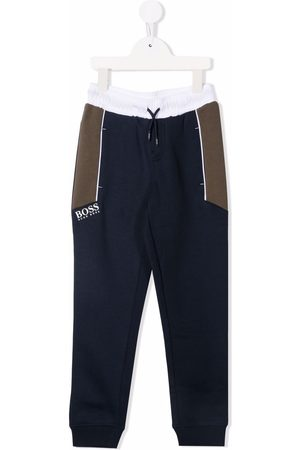 HUGO BOSS Logo-print sweatpants