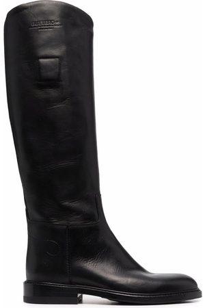 Buttero Dames Hoge laarzen - Knee-length leather boots