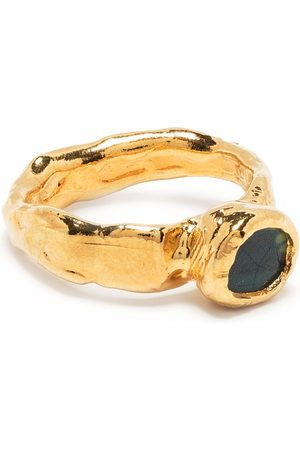 NICK FOUQUET Round charm ring