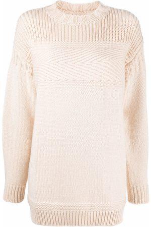 Isabel Marant Ribbed detail jumper