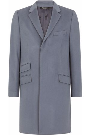 Dolce & Gabbana Cashmere single-breasted coat