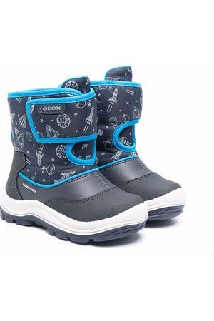 Geox Jongens Snowboots - Flanfil snow boots