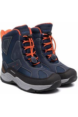 Geox J Sentiero ankle boots
