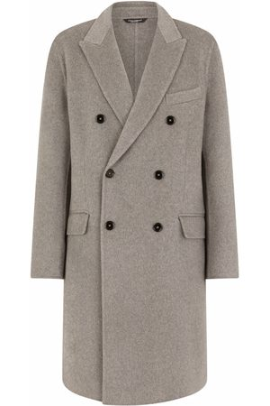 Dolce & Gabbana Cashmere double-breasted coat