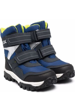 Geox Himalaya touch-strap ankle boots