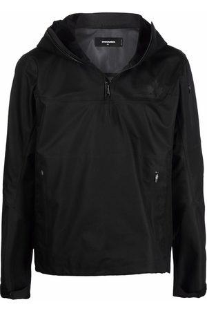 Dsquared2 Heren Donsjassen - Hooded zipped jacket