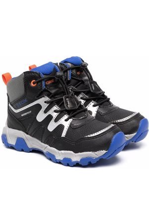 Geox Magnetar high-top running sneakers