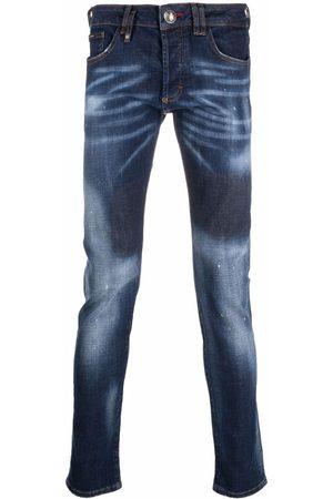 Philipp Plein Heren Skinny - Skinny-fit denim jeans