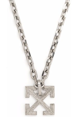 OFF-WHITE Industrial Arrow pendant necklace