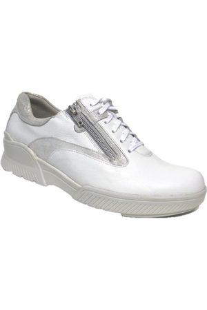 Durea Dames Sneakers - 6235 wijdte h