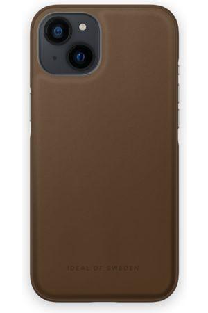 IDEAL OF SWEDEN Telefoon hoesjes - Atelier Case iPhone 13 Intense Brown
