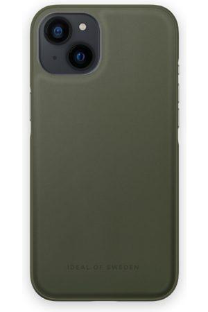 IDEAL OF SWEDEN Telefoon hoesjes - Atelier Case iPhone 13 Intense Khaki