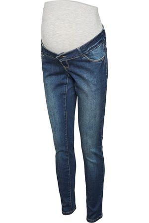 Mama Licious Dames Slim - Jeans 'MLJACKSON SLIM HB