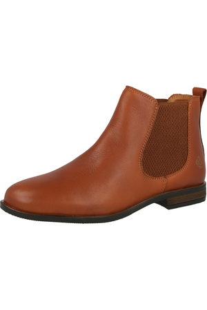 Apple of Eden Chelsea boots 'Manon 10