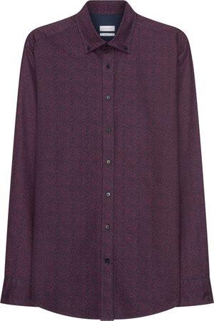 Seidensticker Heren Overhemden - Overhemd ' Schwarze Rose