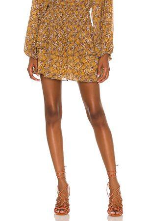 Minkpink Tarsus Mini Skirt in