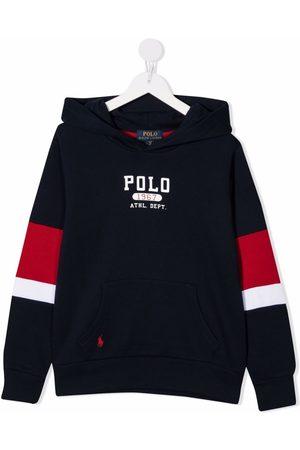 Ralph Lauren Jongens Hoodies - Logo-print cotton hoodie