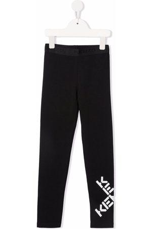Kenzo Logo print leggings