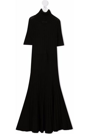 P.a.r.o.s.h. Short-sleeved wool dress