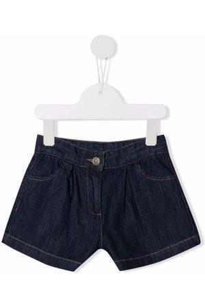 KNOT Pilar denim shorts