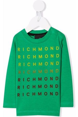 John Richmond Junior Logo-print sweatshirt