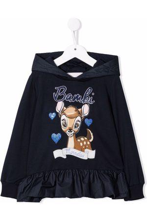 MONNALISA Bambi-print hoodie
