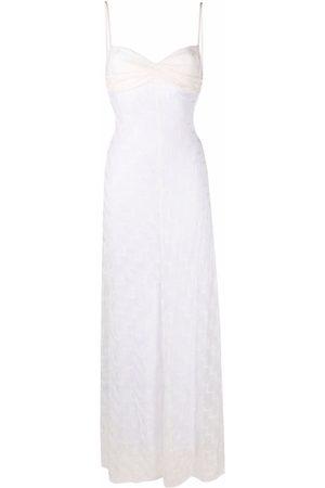 Missoni Dames Feestjurken - Pointelle-knit maxi dress