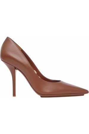Burberry 100mm pointed-toe pumps