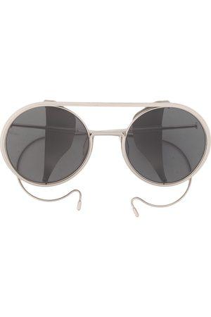 11 BY BORIS BIDJAN SABERI Heren Zonnebrillen - Round aviator sunglasses