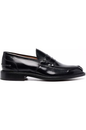 TRICKERS Leather loafer shoes