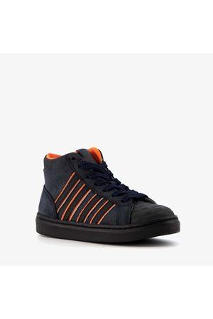 Groot Jongens Sneakers - Leren jongens sneakers