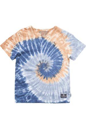 Munsterkids Jongens Korte mouw - Down The Hatch T-Shirt patroon