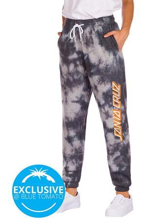 Santa Cruz Dames Trainingspakken - BT Strip Logo Jogging Pants tiedye