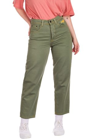 Homeboy Dames Chino's - X-Tra BAGGY Twill Pants