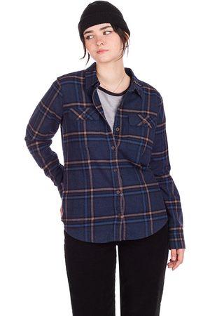 Patagonia Dames T-shirts - Organic Cotton MW Fjord Flannel Shirt