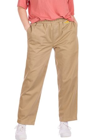 Homeboy Dames Chino's - X-Tra BEACH Baggy Pants bruin