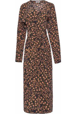 Equipment Dames Jurken - Guitain silk dress