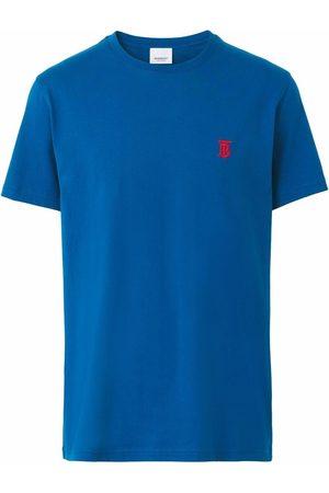 Burberry Heren T-shirts - Monogram-motif T-shirt