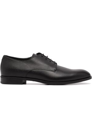 Emporio Armani Leather lace-up shoes