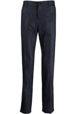 Dolce & Gabbana Jacquard tailored trousers