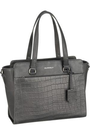 Burkely Dames Handtassen - Schoudertas ' Croco Caia Handbag S 0073