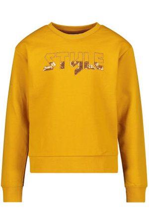 Orange stars Sweaters - Sweater